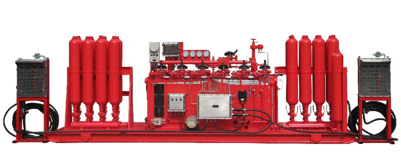 Bop Control System Accumulator Pressure Control